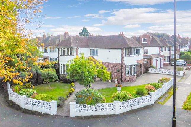 Thumbnail Property for sale in Boden Road, Hall Green, Birmingham