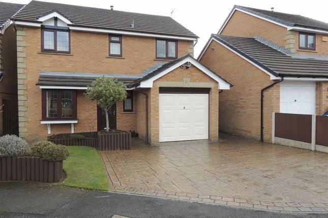 Thumbnail Detached house for sale in Wyne Close, Hazel Grove, Stockport