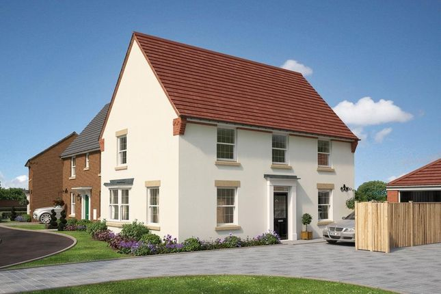 """Thumbnail Detached house for sale in """"Cornell"""" at Ellerbeck Avenue, Nunthorpe, Middlesbrough"""