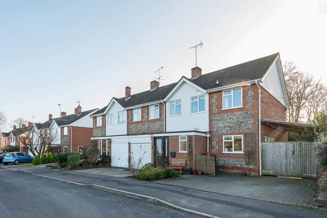 Thumbnail Terraced house for sale in Alma Green, Stoke Row, Henley-On-Thames