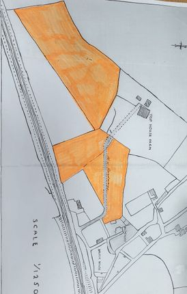 Thumbnail Land for sale in Rassau, Ebbw Vale