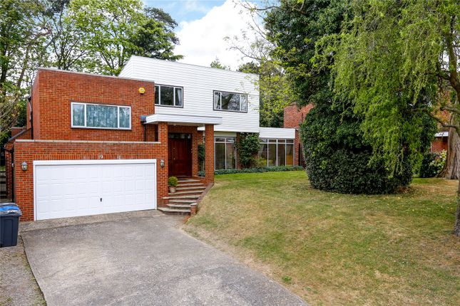 Thumbnail Detached house for sale in Lord Chancellor Walk, Kingston Upon Thames