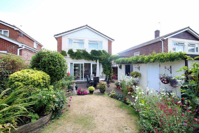Thumbnail Detached house for sale in Lawns Road, Wimborne