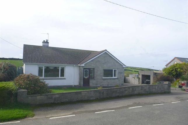 Thumbnail Detached bungalow to rent in Higher Crackington, Bude, Cornwall