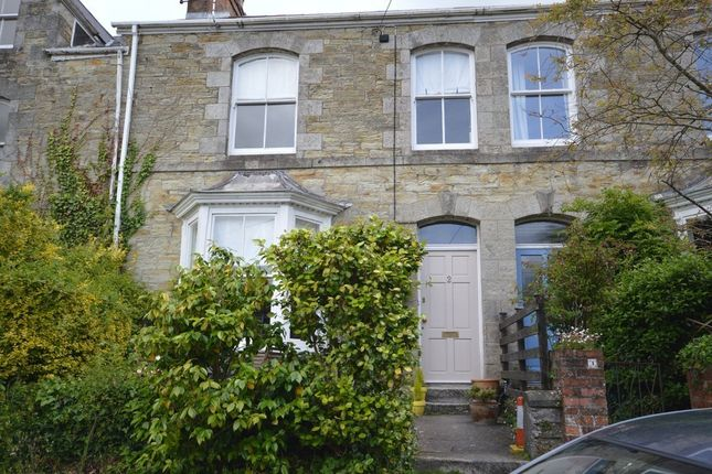 Thumbnail Terraced house to rent in The Avenue, Truro