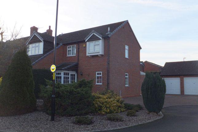 Detached house in  Vixen Close  Walmley  Sutton Coldfield  Birmingham