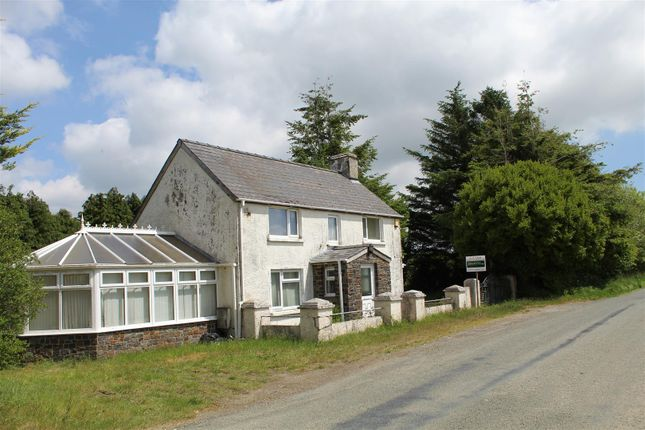 Thumbnail Farm for sale in Cranberry Cottage, Llawhaden, Narberth