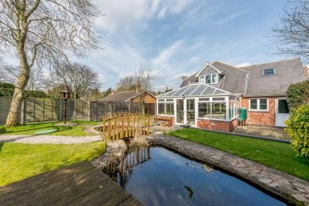 Thumbnail Detached house for sale in Churchover, Rugby, Warwickshire