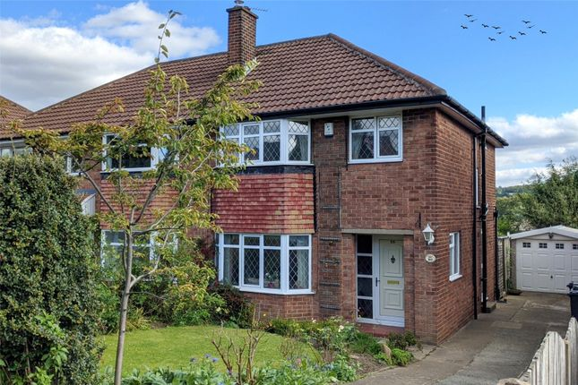 3 bed semi-detached house for sale in Blake Hall Drive, Mirfield WF14