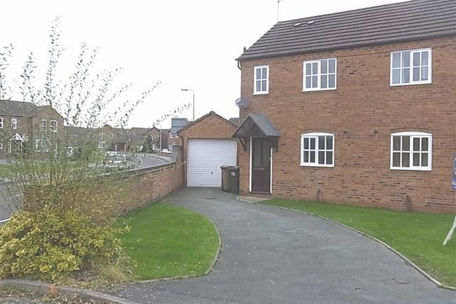 Thumbnail Semi-detached house to rent in 130, Cabin Lane, Oswestry, Shropshire