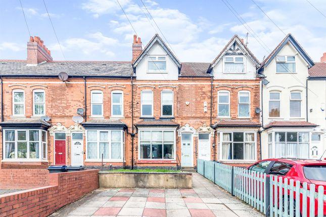 Thumbnail Terraced house for sale in Arthur Road, Erdington, Birmingham