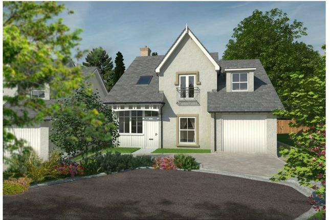 Thumbnail Detached house for sale in Kenwyn Gardens, Church Road, Kenwyn, Truro, Cornwall