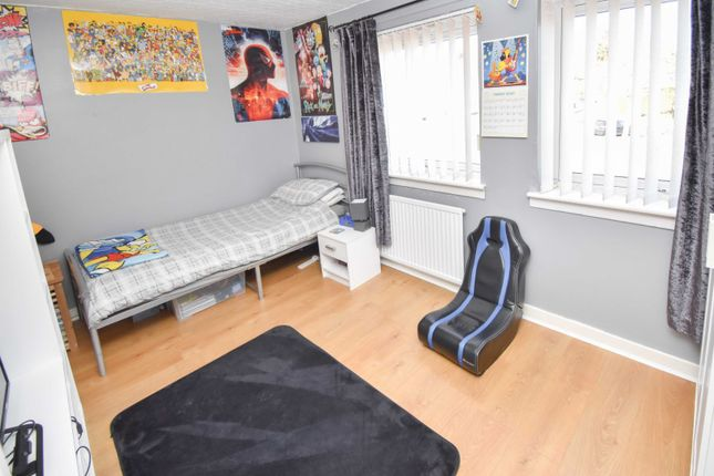 Bedroom Two of Cumbrae Road, Paisley PA2