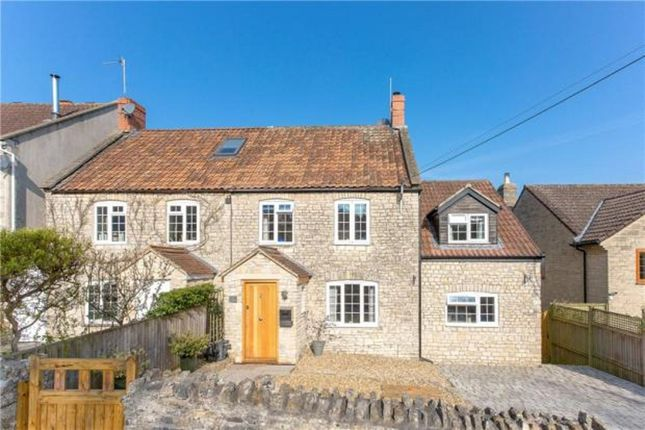 Thumbnail Detached house for sale in Marksbury, Bath