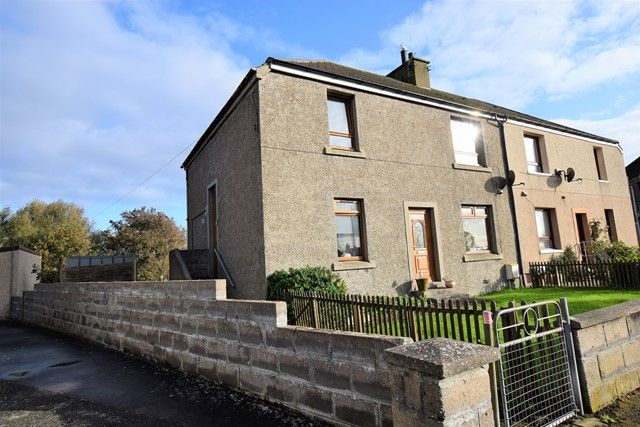 Thumbnail 2 bed flat for sale in 10 Oldwick Road, Wick