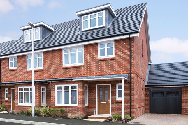 Thumbnail Semi-detached house for sale in Louden Square, Earley
