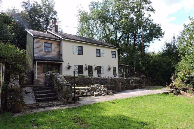 Thumbnail Detached house for sale in Llwyncelyn Road, Glanamman, Ammanford