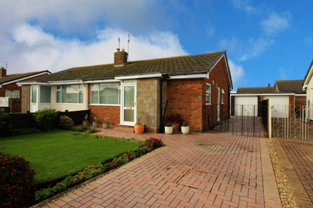 Semi-detached bungalow for sale in Cartmell Avenue, Fleetwood