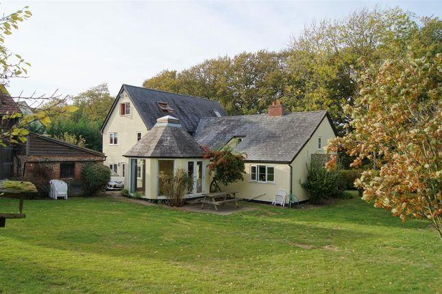 Thumbnail Detached house for sale in Bury Lane, Lidgate, Newmarket