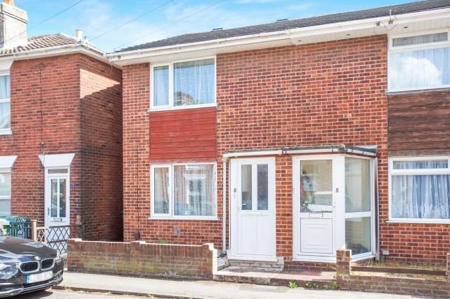 Thumbnail Semi-detached house for sale in Trafalgar Road, Southampton