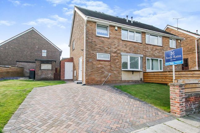3 bed semi-detached house for sale in Wensleydale Road, Rotherham S61