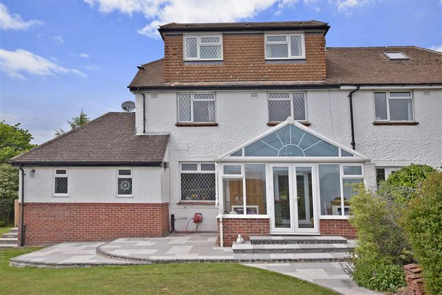 Thumbnail Semi-detached house for sale in Down End Road, Fareham, Hampshire