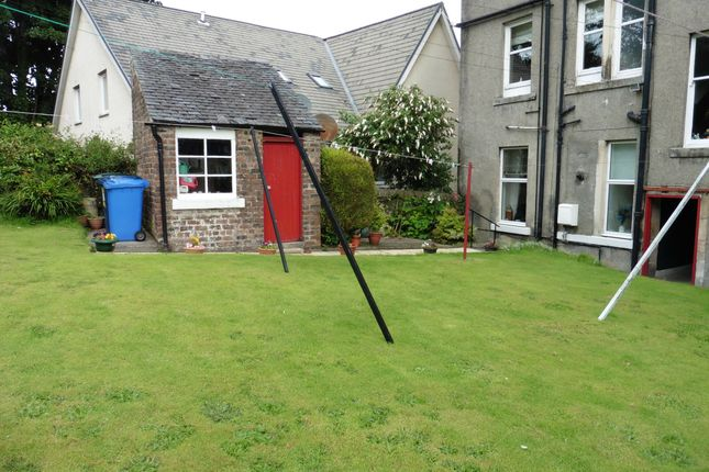 Garden  of 73 Ardbeg Road, Rothesay, Isle Of Bute PA20