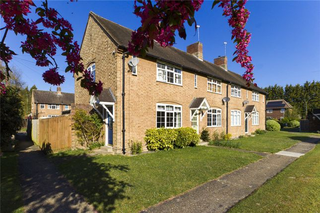 2 bed end terrace house for sale in Cambridge Crescent, Bassingbourn, Royston SG8