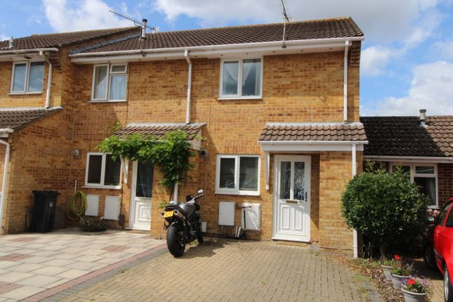 Thumbnail Terraced house to rent in Seatown Close, Canford Heath, Poole