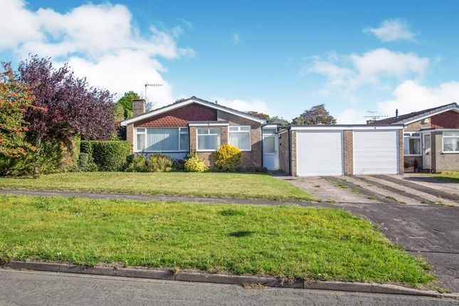 Thumbnail Detached bungalow for sale in Roman Road, Dorchester