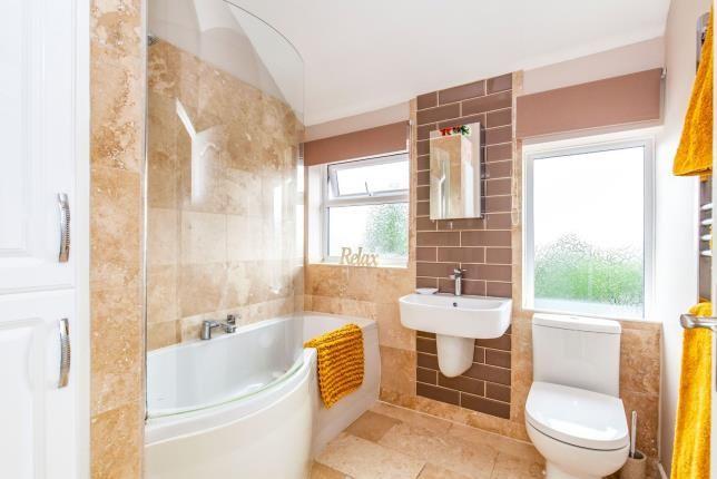 Bathroom of Stoneyford Road, Stanton Hill, Sutton-In-Ashfield, Nottinghamshire NG17