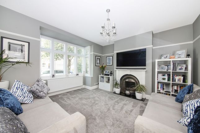 Thumbnail Semi-detached house for sale in Heather Road, London