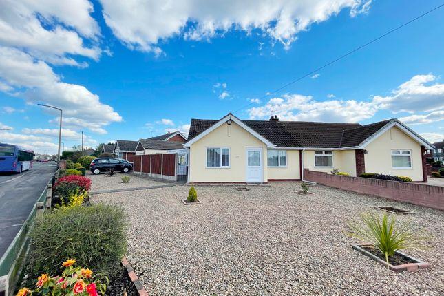 Thumbnail Semi-detached bungalow for sale in Mercel Avenue, Armthorpe, Doncaster
