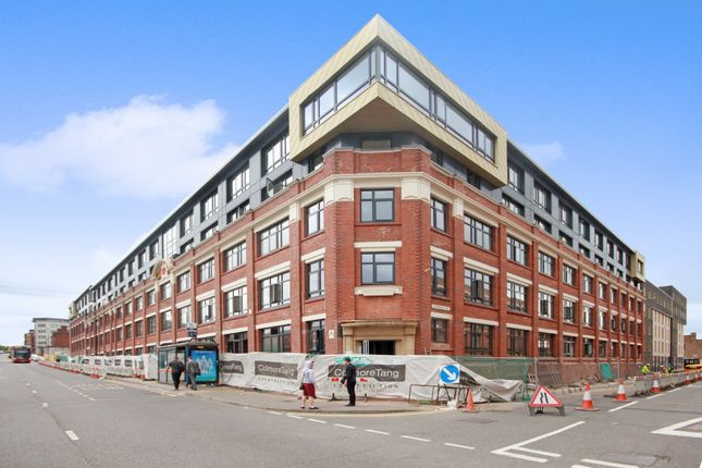 Thumbnail Studio for sale in Cotton Lofts, Fabrick Square, Lombard Street, Digbeth