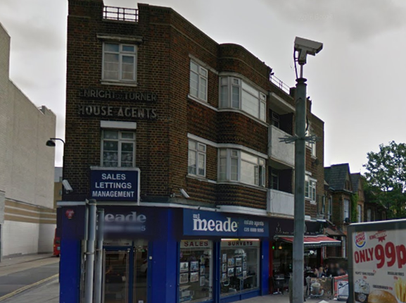 Thumbnail Flat to rent in Gladstone House, High Road, Wood Green