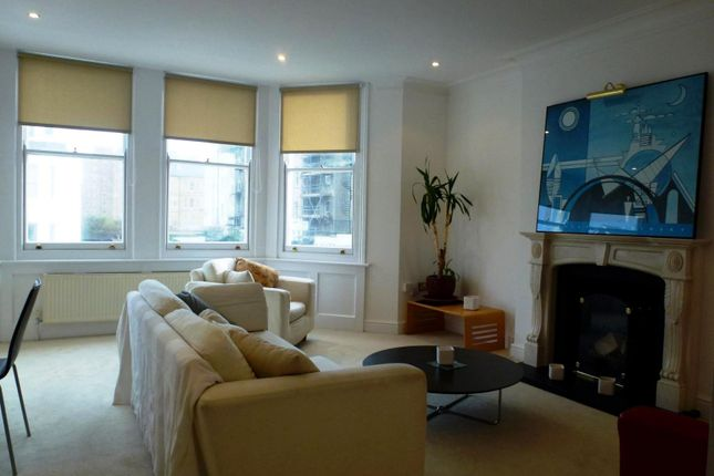 Thumbnail Flat to rent in Sackville Gardens, Hove