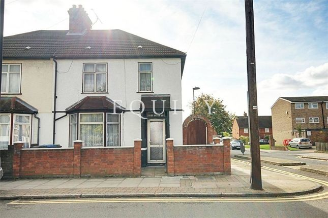 Thumbnail Semi-detached house for sale in Lincoln Road, Enfield