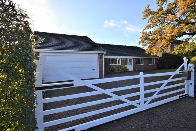 Thumbnail Detached bungalow for sale in Vicarage Road, Hockley Heath, Solihull