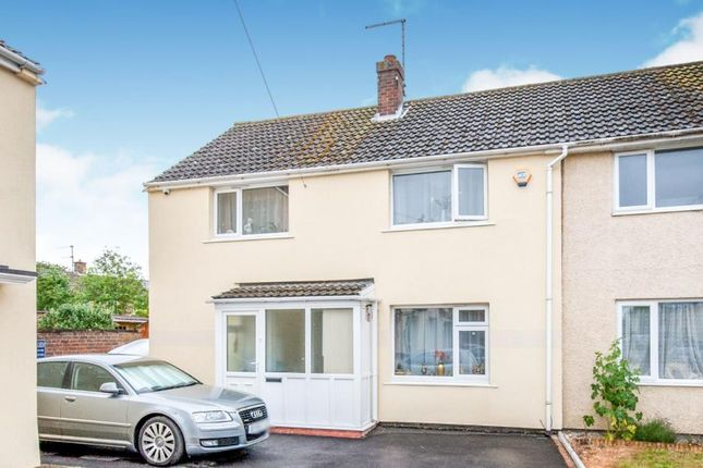 Thumbnail End terrace house for sale in Bury St. Edmunds, Suffolk