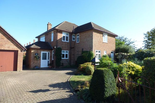 Thumbnail Detached house for sale in Cranfield, Beds