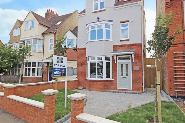 Thumbnail Detached house for sale in Park Avenue North, Abington, Northampton