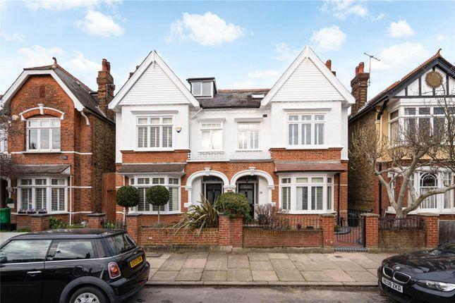 Thumbnail Semi-detached house to rent in Maze Road, Richmond, Surrey, UK
