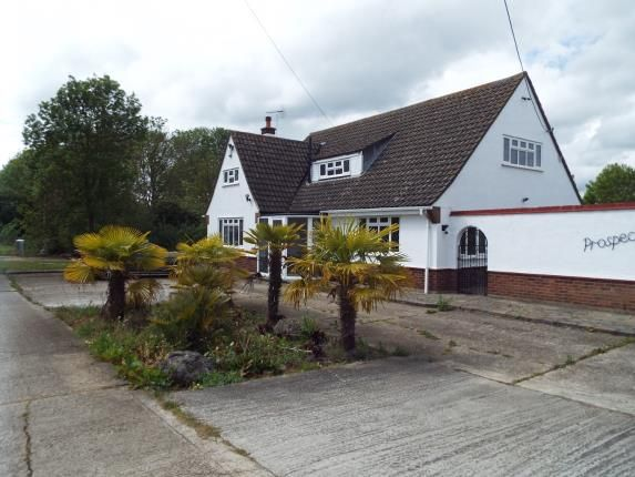 Thumbnail Detached house for sale in Bulphan, Upminster, Essex