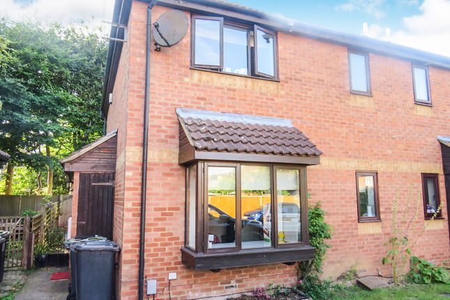 Thumbnail Property for sale in Hilldene Close, Flitwick, Bedford