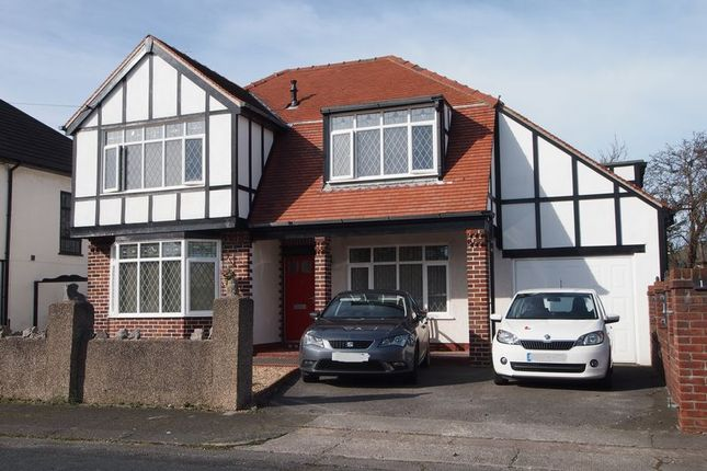 Thumbnail Detached house for sale in 1 Clifton Drive, Bare, Morecambe