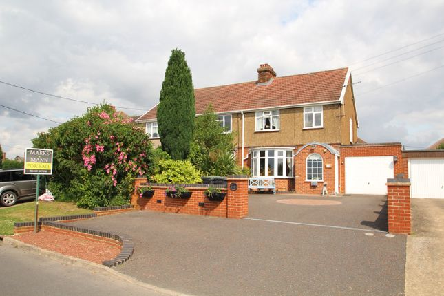 Front of Thorney Green Road, Stowupland, Stowmarket IP14