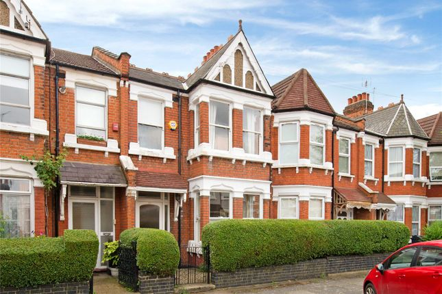 Thumbnail Terraced house for sale in Northcott Avenue, Alexandra Park