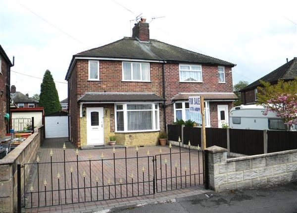 2 bed semi-detached house to rent in Sycamore Grove, May Bank, Newcastle-Under-Lyme