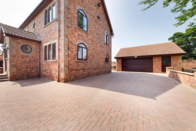 Thumbnail Detached house for sale in George Street, Little Houghton, Barnsley