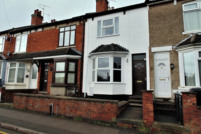 Thumbnail Terraced house for sale in Victoria Street, Irthlingborough, Wellingborough